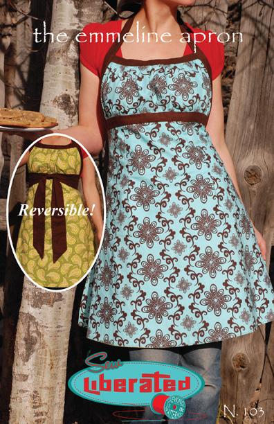 Sew Liberated N103 The Emmeline Apron