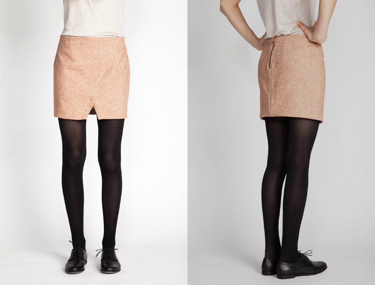 Named Clothing 04-045 NASCHA MINI SKIRT Downloadable Pattern