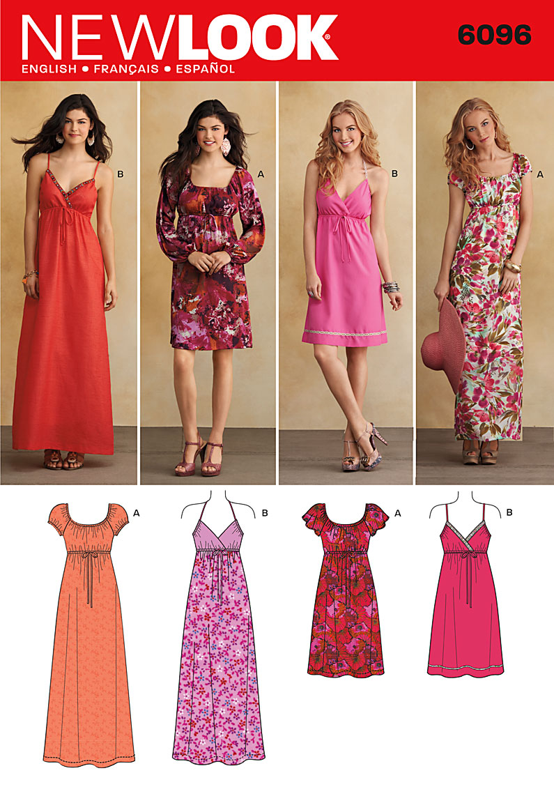 Patterns For Dresses Custom Decorating Ideas