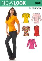 New Look 6150 Pattern ( Size 4-6-8-10-12-14-16 )