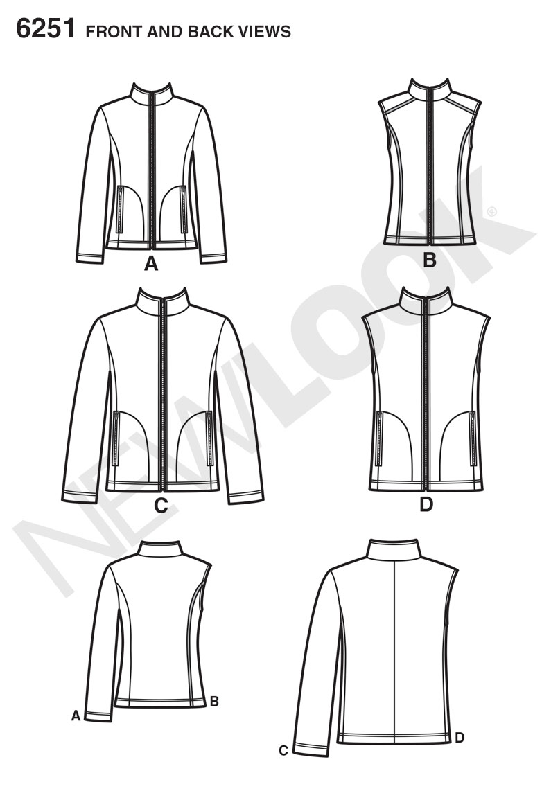 Vest Sewing Pattern Awesome Decorating Design