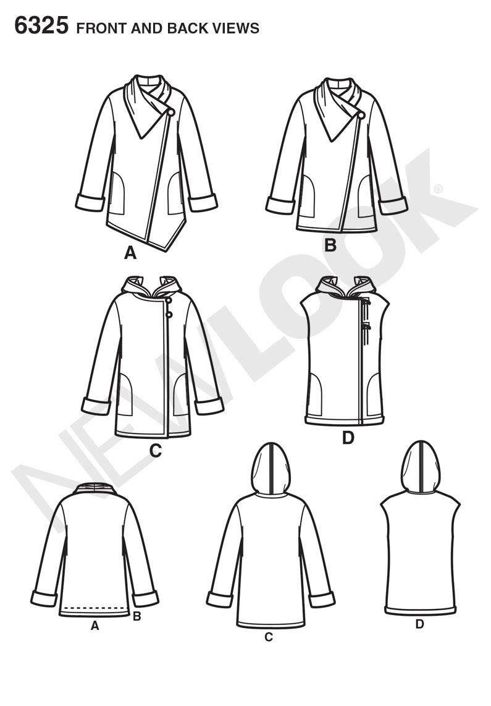 Vest Sewing Pattern Unique Design Inspiration