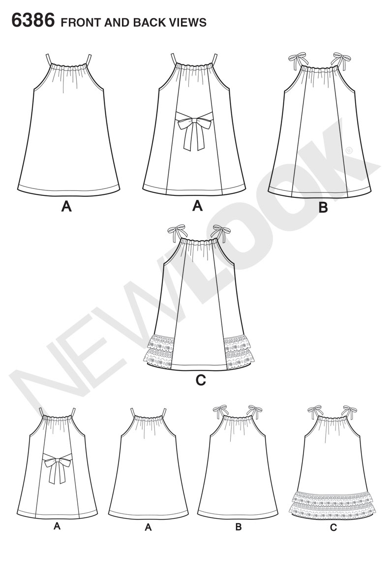 This is a photo of Stupendous Free Printable Pillowcase Dress Pattern
