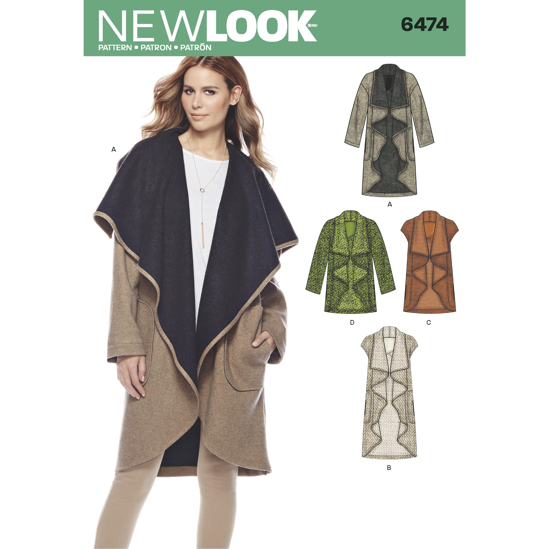 Vest Sewing Pattern Custom Decorating Design