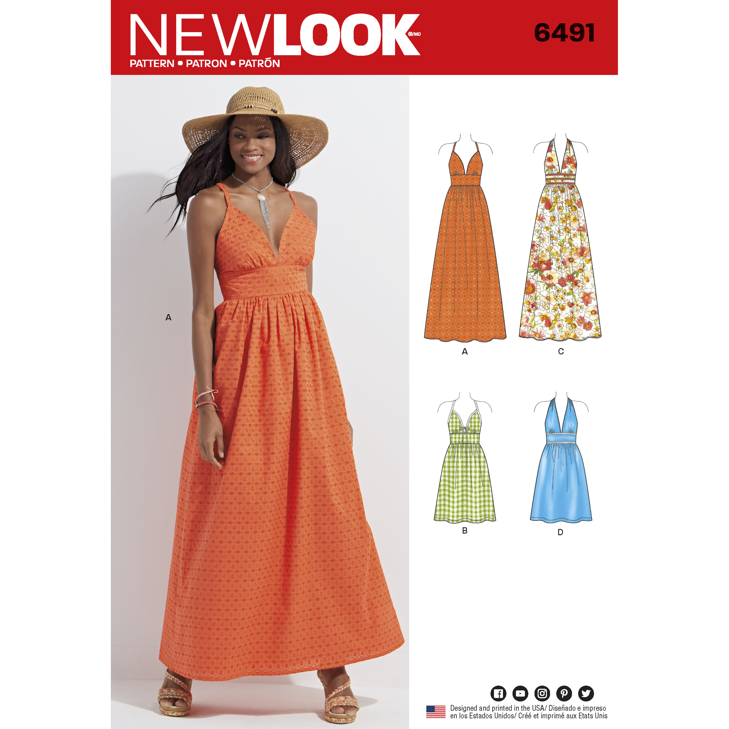 Image result for new look 6491