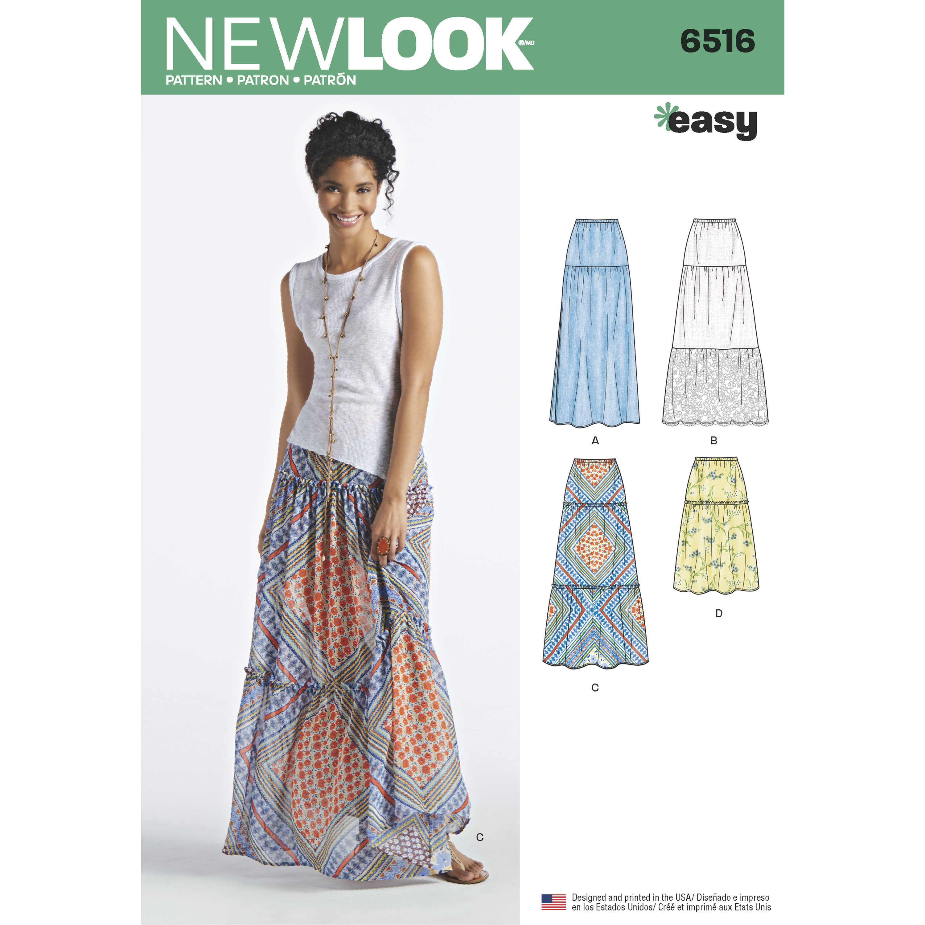 Image result for New Look 6516