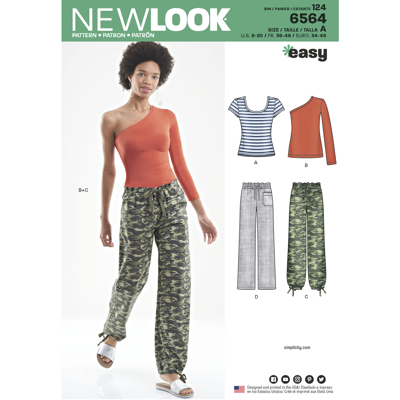 9dde8d67cc1 New Look Patterns Summer Catalog Release 5 23 18 - PatternReview.com ...