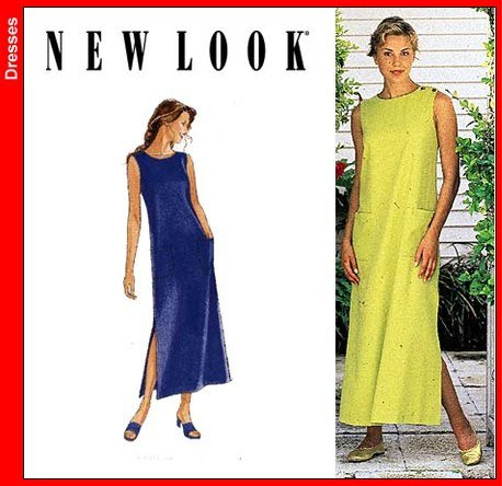New Look 40 Misses Dress Top And Pants Best New Look Patterns