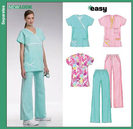 New Look 60 Childs Pullover Dress Or Jumper Impressive Scrub Patterns