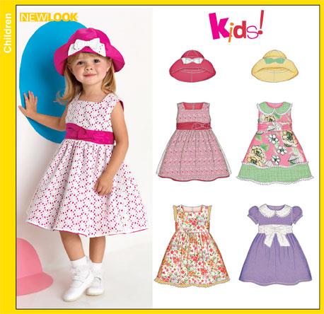 New Look 40 Toddler Dresses Extraordinary Toddler Dress Patterns