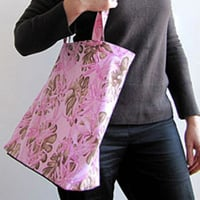 You Sew Girl Zip Away Shopping Bag Pattern