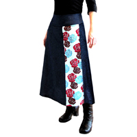 You Sew Girl A-Line Skirt Pattern