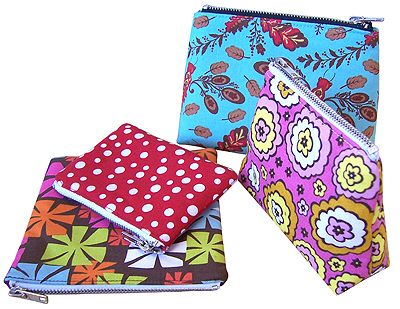 You Sew Girl COIN Coin Purse Kit