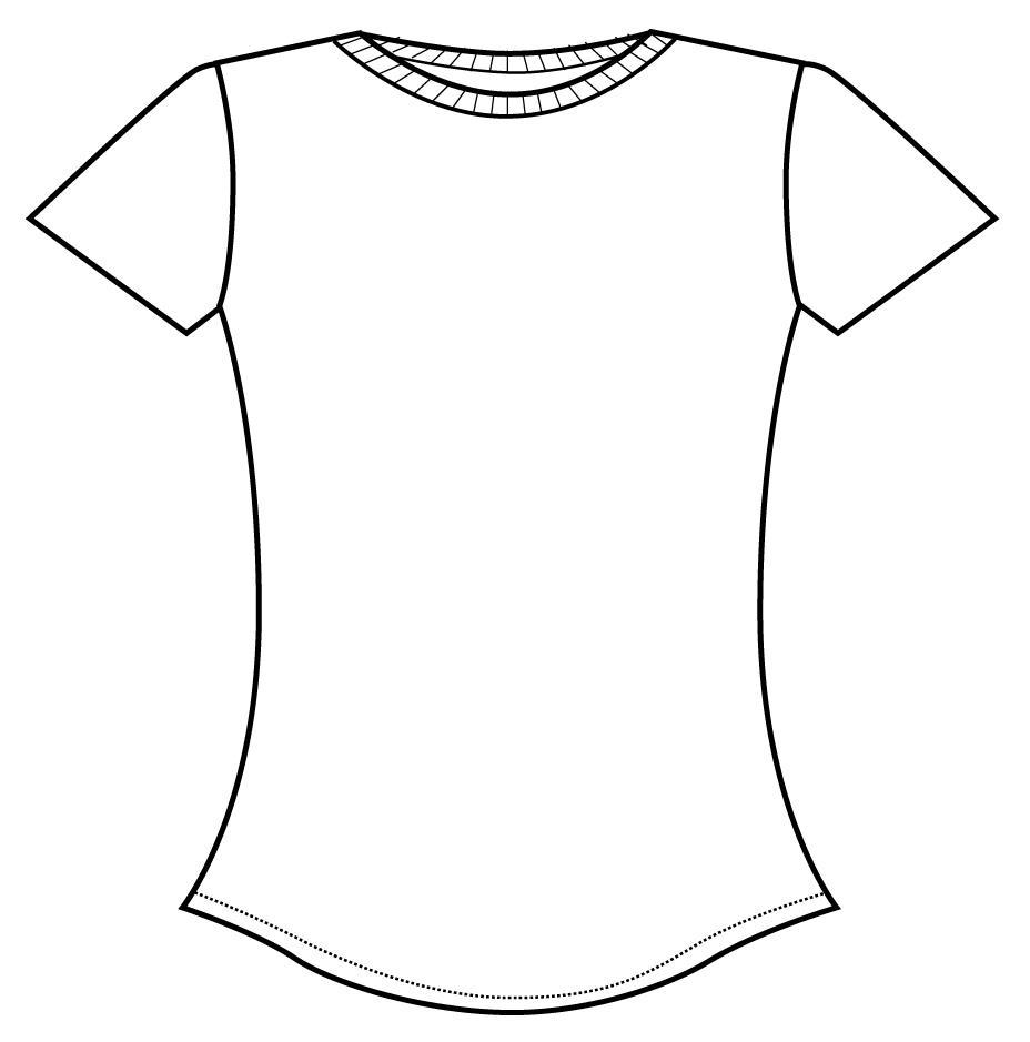 Pamela's Patterns 103 T-Shirt Makeover
