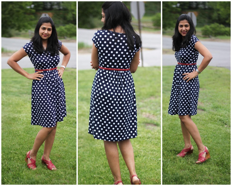 PatternReview 100 Summer Street Dress Downloadable Pattern