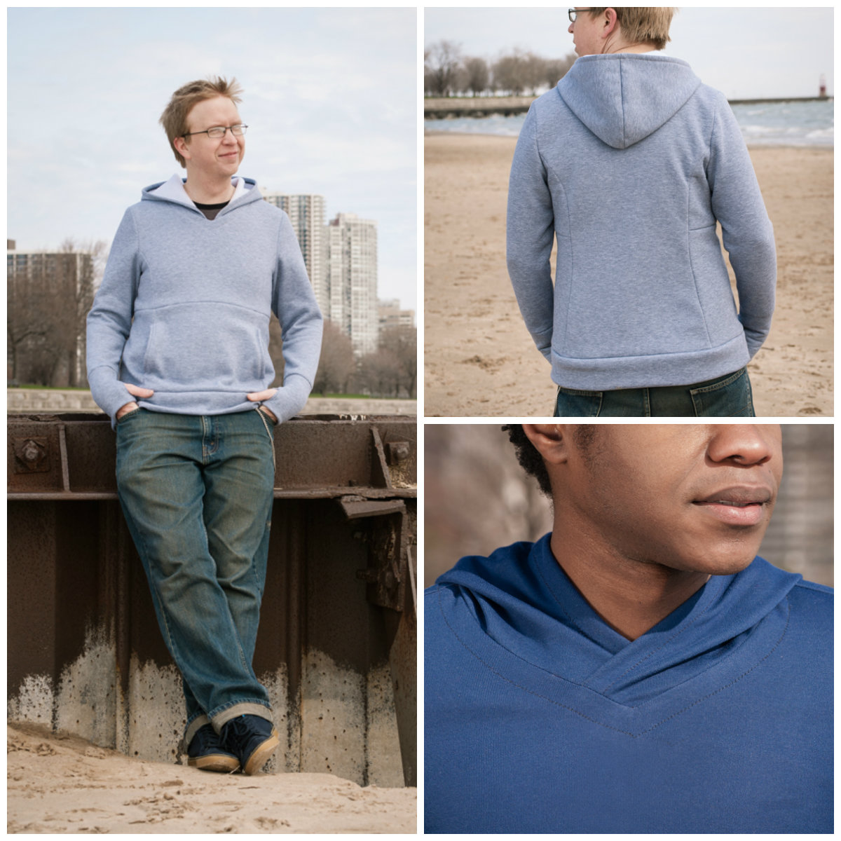 Seamster Patterns 6401 Avocado mens hoodie Downloadable Pattern 4a3cc84ad