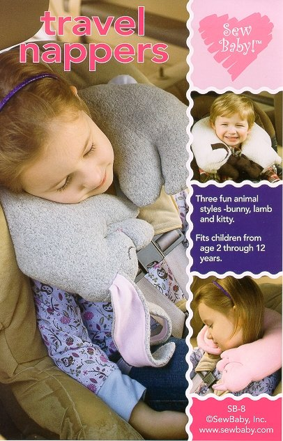 SewBaby Travel Nappers Pattern