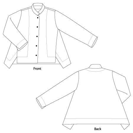 Sewing Workshop Liberty Shirt