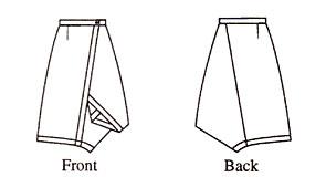 Amazon.com: Tibi Womens Origami Skirt, 0: Clothing | 160x295