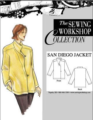 Sewing Workshop San Diego Jacket