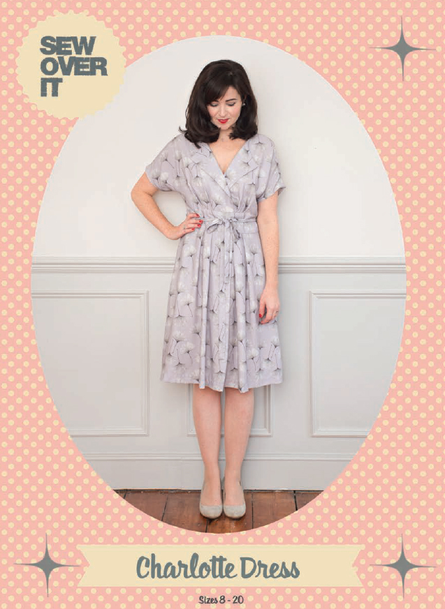 Sew Over It Charlotte Dress