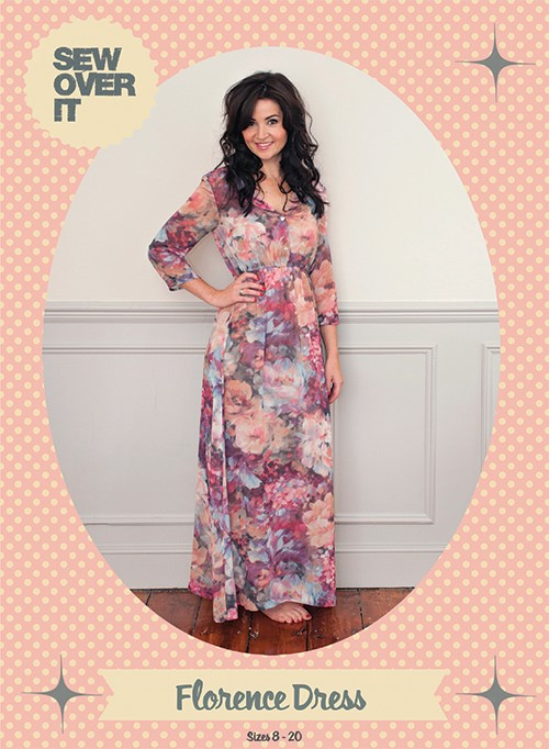 Sew Over It Florence Dress