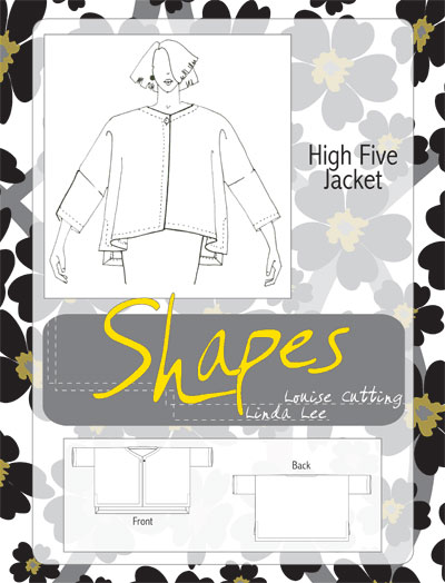 Shapes High Five Jacket Pattern