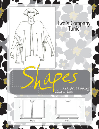 Shapes Two's Company Tunic Pattern