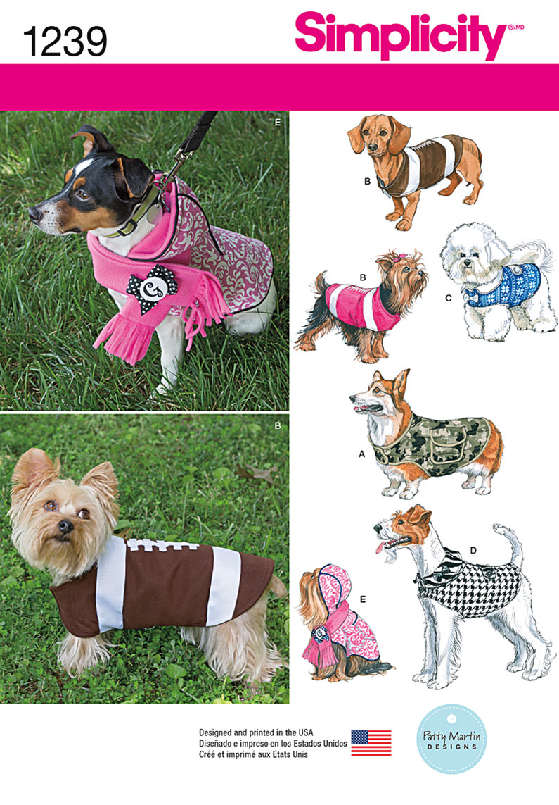 Free Sewing Patterns For Large Dogs