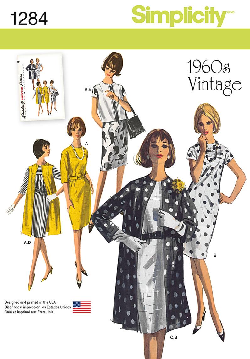 1960s Dress Patterns Best Inspiration Design