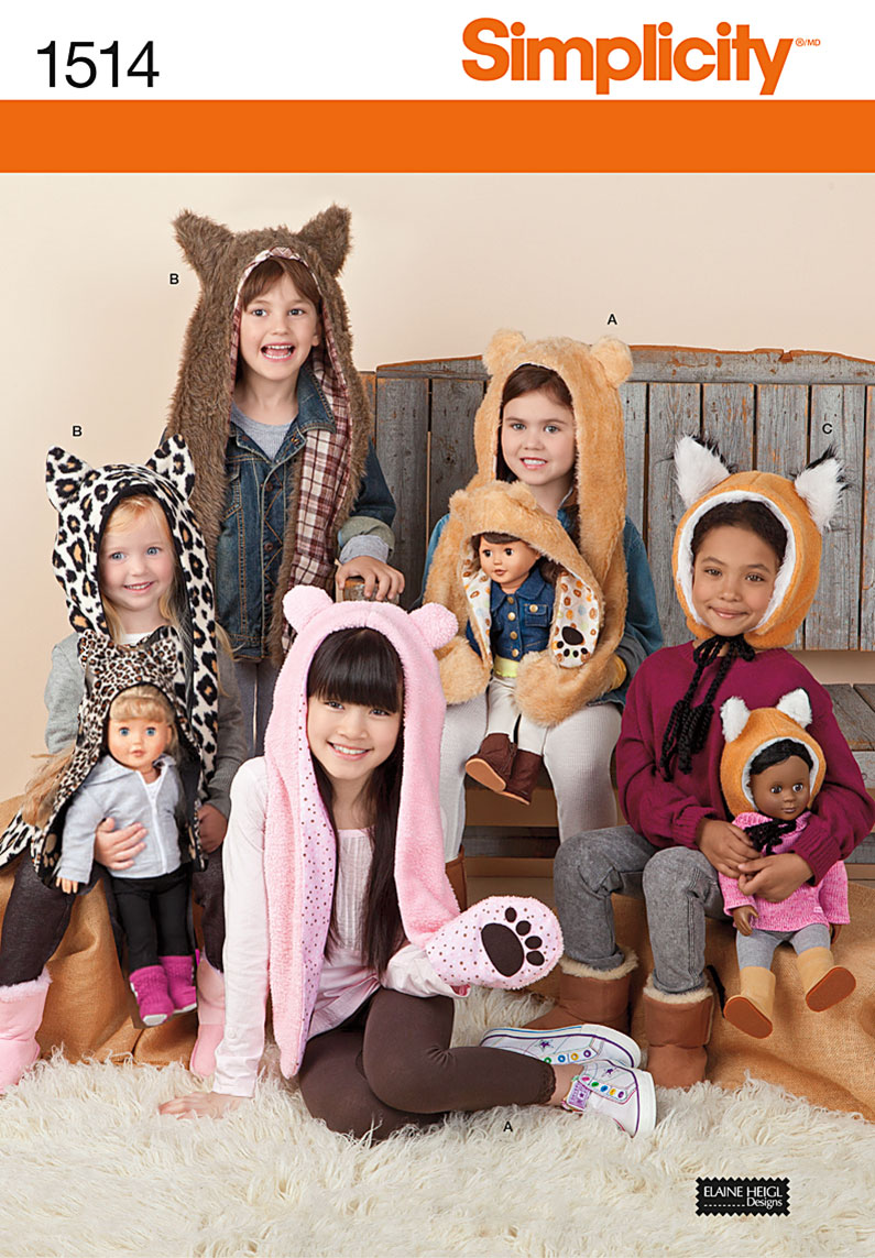 623b22d69a0 Simplicity 1514 Child s and 18