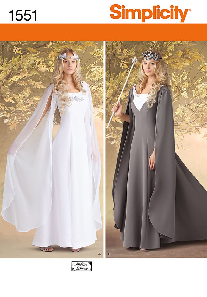 Simplicity Patterns Costumes Best Decorating Design