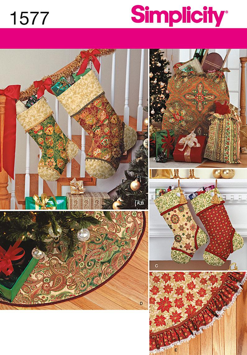prevnext christmas stockings