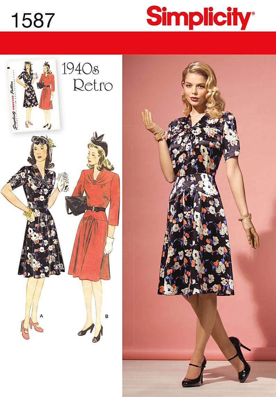 Rockabilly Dress Patterns Plus Size   Saddha