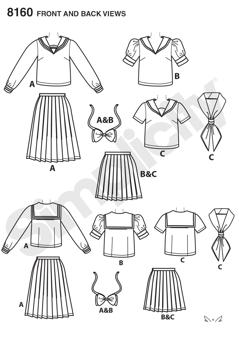 simplicity simplicity pattern 8160 effy sews cosplay misses costume