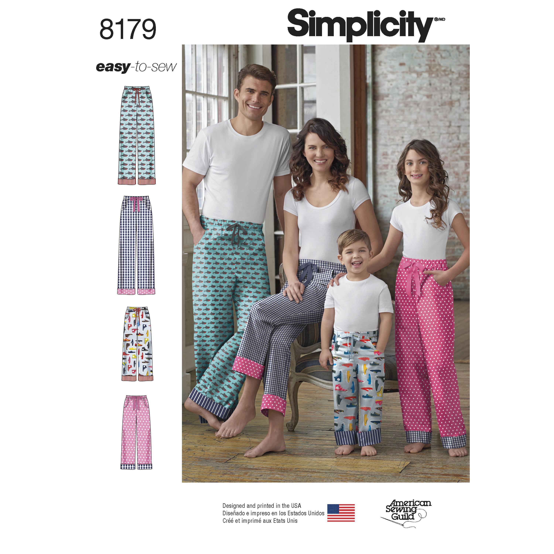 ea12d34763 Simplicity 8179 Child s