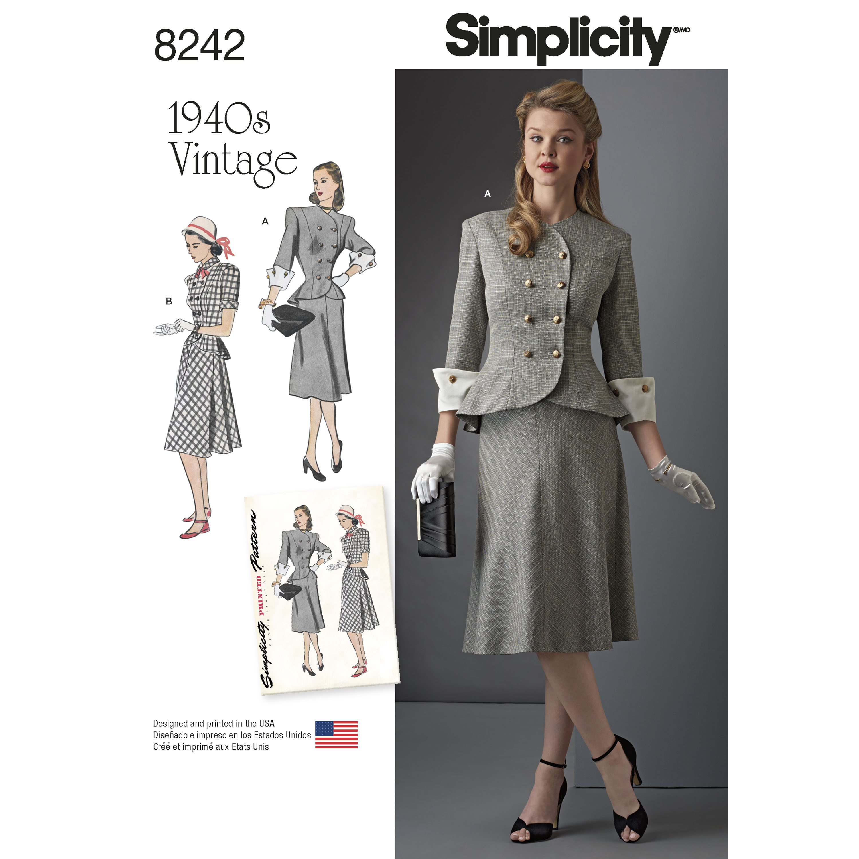 Image result for simplicity 8242