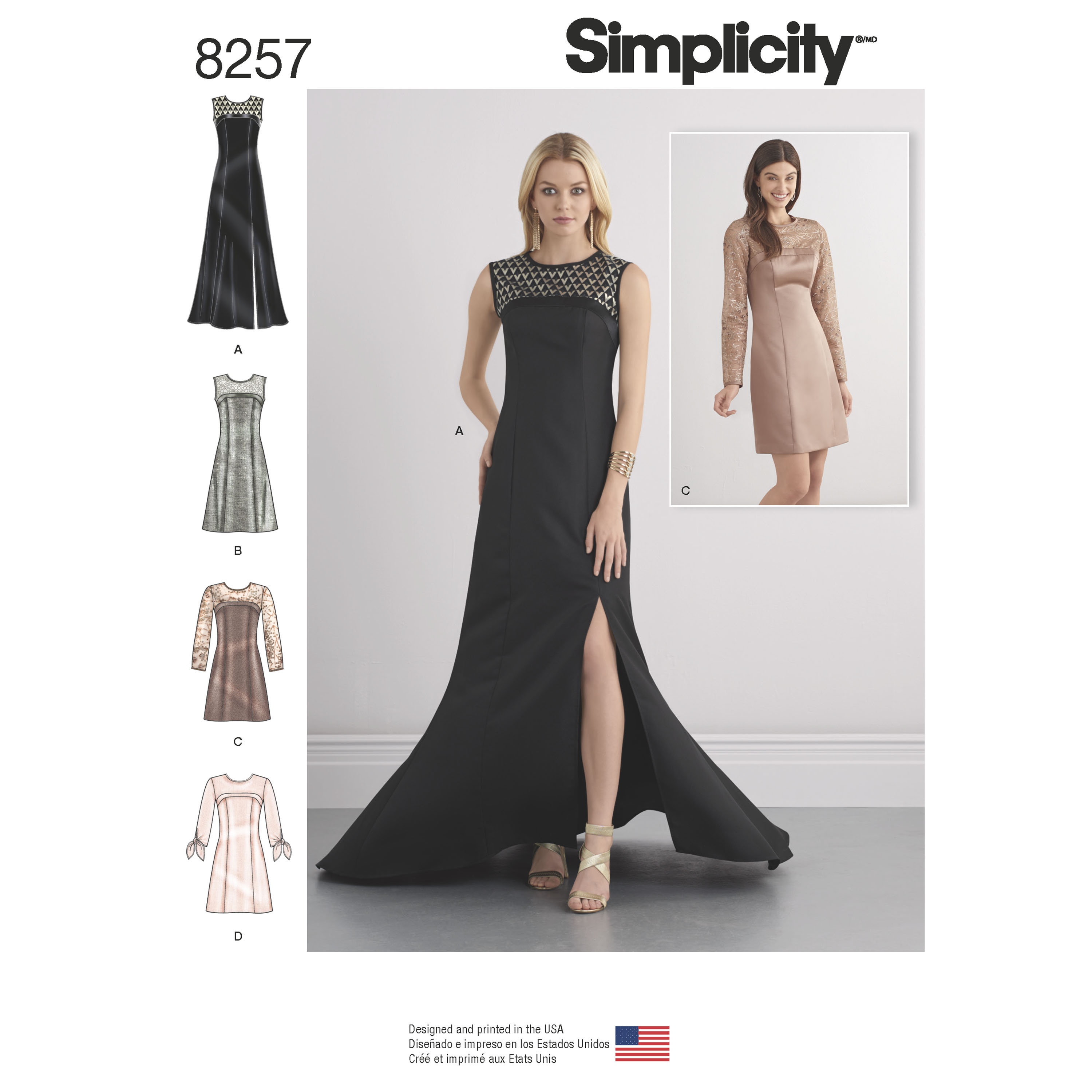Simplicity Simplicity Pattern 8257 Misses' Special ...