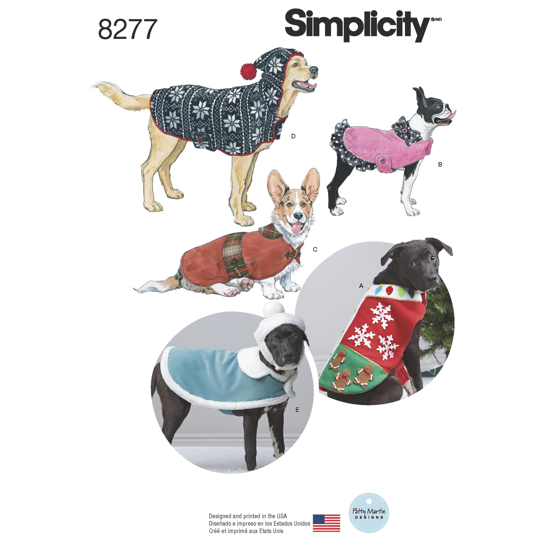 Dog Sewing Patterns Interesting Inspiration