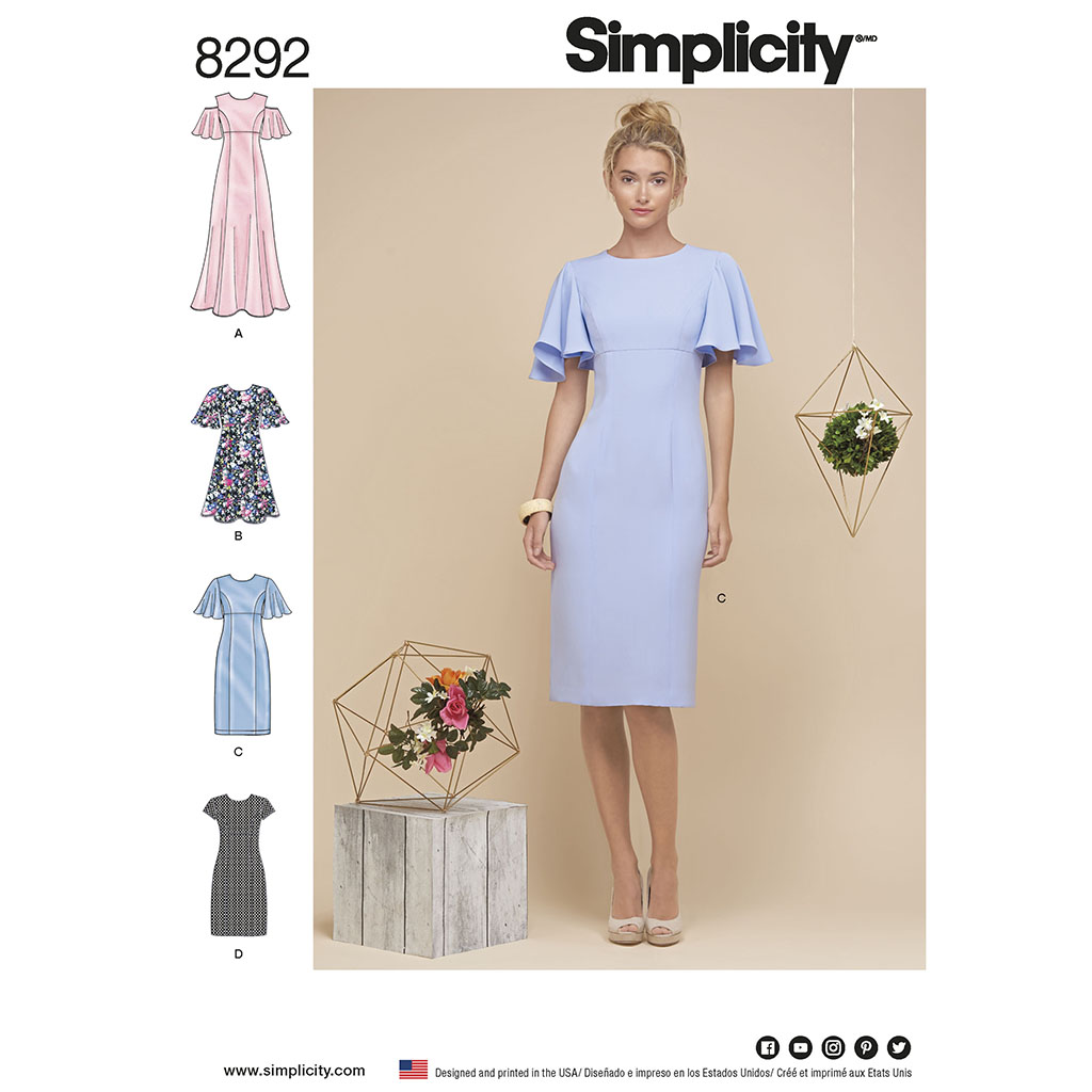 New Simplicity Collection Early Spring 2017 12 28 16
