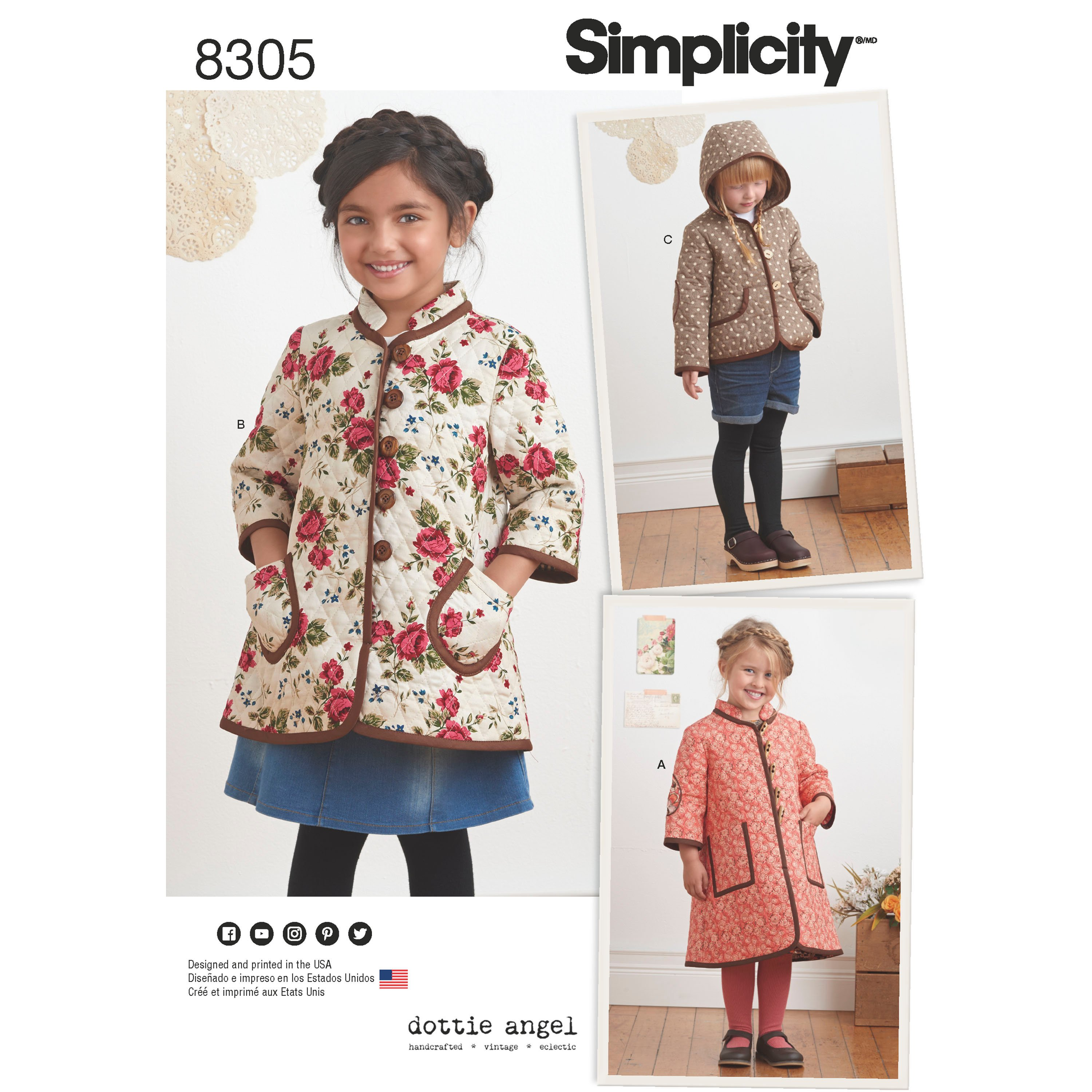 Image result for simplicity 8305