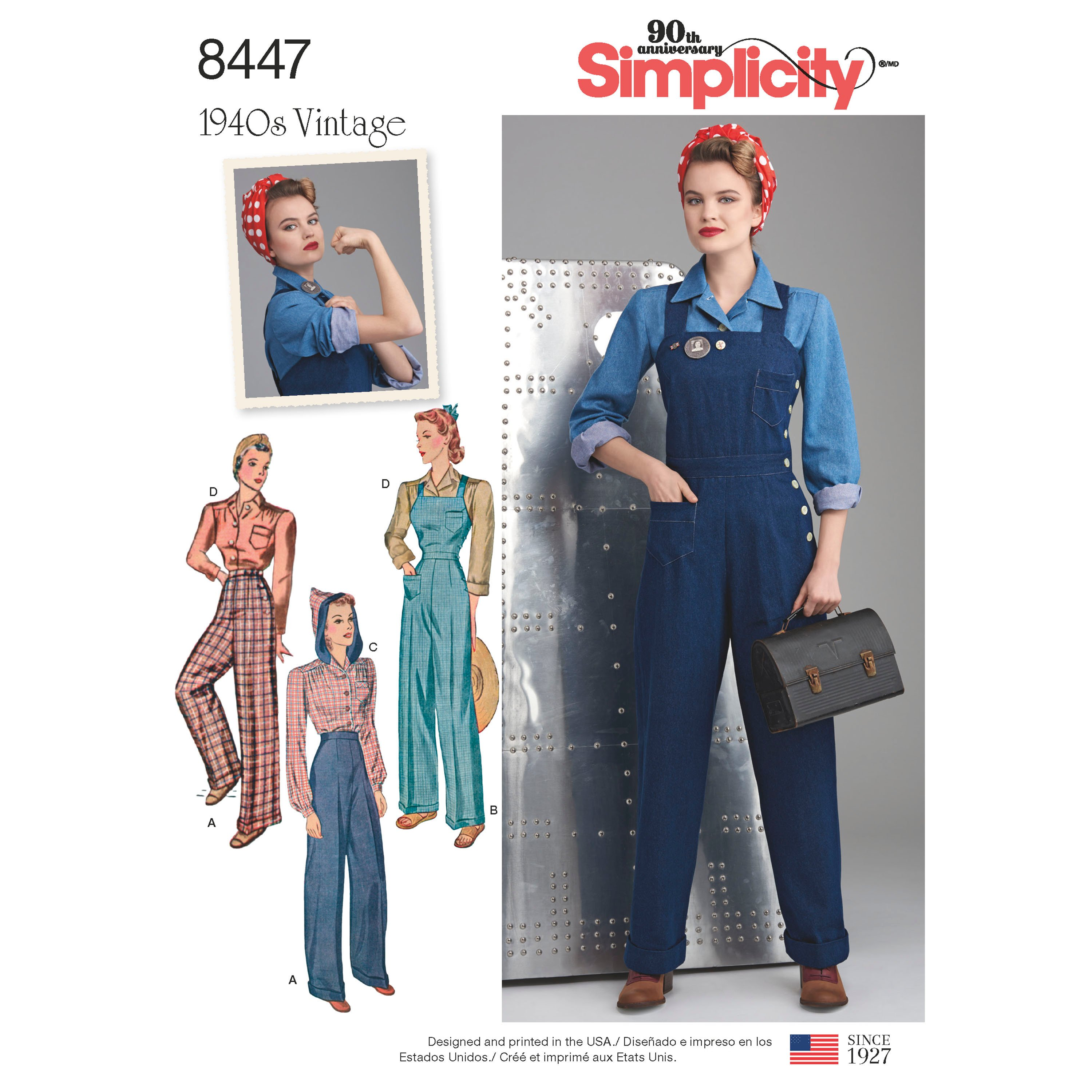 How to sew overalls Useful tips 41