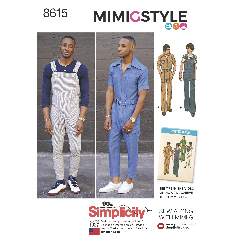 Simplicity Jumpsuit Pattern Best Inspiration Design