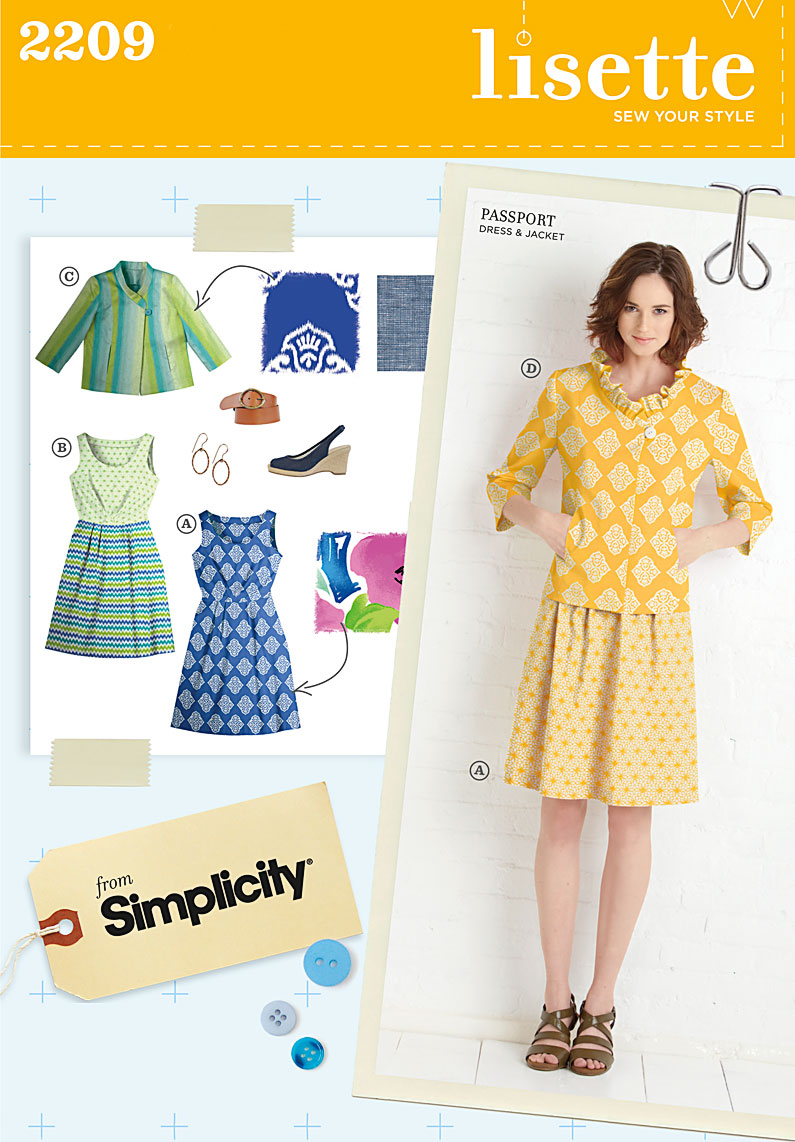 Chinese Dress Pattern Simplicity | www.pixshark.com ...