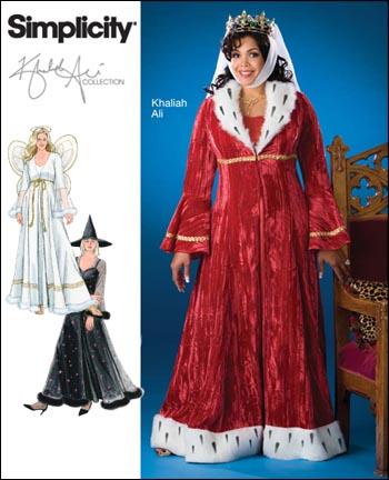 Plus Size Costume Patterns