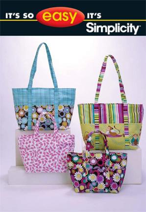 Simplicity 2830 It S So Easy Bags