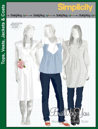 Simplicity 3964 Built by you