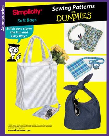 Simplicity 7161 Soft Bags