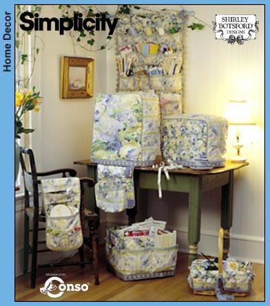 Simplicity 8826 Crafts Shirley Botsford Design