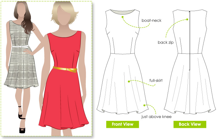 Sew Dress Without Pattern Images - origami instructions easy for kids
